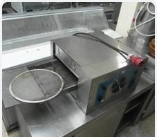 טוב מאוד תנורים תעשייתיים גדולים : בנק ציודים OE-24