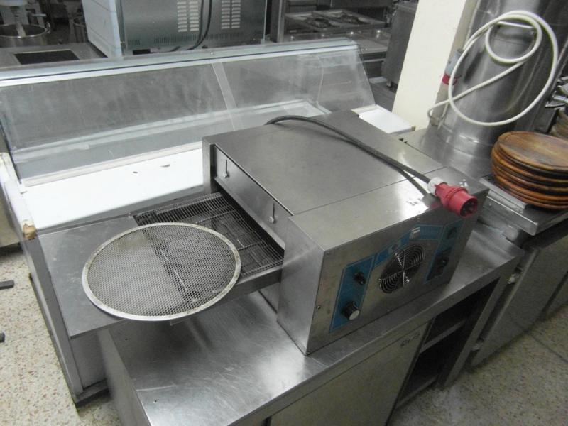מרענן תנור מסוע שולחני לפיצות : בנק ציודים YL-36